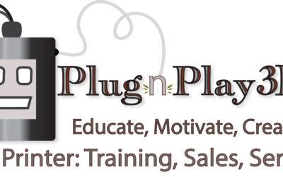 New ARTnership with PlugnPlay 3D – Eric Archuleta